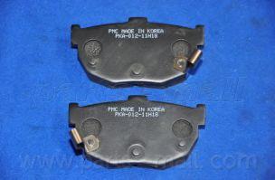 5830228A00 Колодки тормозные дисковые PMC  арт. PKA012