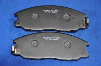 581013AA30 Колодки тормозные дисковые PMC  арт. PKA016