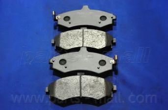 581012DA31 Колодки тормозные дисковые PMC  арт. PKA021