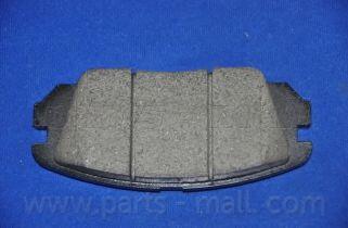 PKA-029   PMC  -  Гальмівні колодки до дисків  арт. PKA029