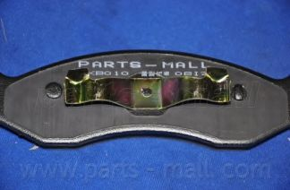 PKB-010   PMC  -  Гальмівні колодки до дисків PARTSMALL арт. PKB010
