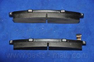 PKB-011   PMC  -  Гальмівні колодки до дисків PARTSMALL PKB011