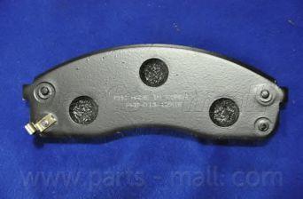 PKB-013   PMC  -  Гальмівні колодки до дисків PARTSMALL PKB013