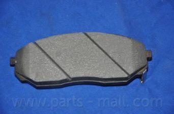 PKB-020   PMC  -  Гальмівні колодки до дисків PARTSMALL PKB020
