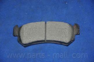 PKC-016   PMC(EU)  -  Гальмівні колодки до дисків  арт. PKC016
