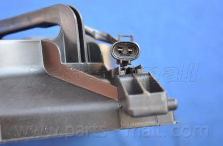 Вентилятор охлаждения CHEVROLET AVEO 1.5 (пр-во PARTS-MALL)                                          в интернет магазине www.partlider.com