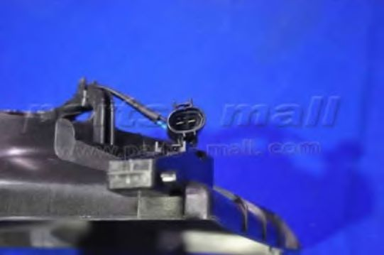 P96536522 Вентилятор радиатора PMC Aveo 1,4 16V PARTSMALL PXNAC028