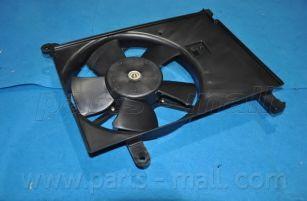 P96182264 Вентилятор радиатора PMC Lanos 1,5-1,6 PARTSMALL PXNBC002