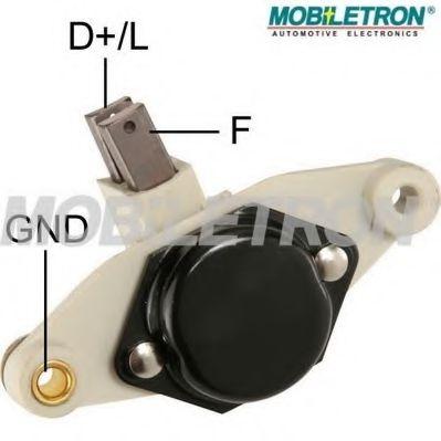 Регулятор напряжения генератора Регулятор генератора MOBILETRON арт. VRB193M