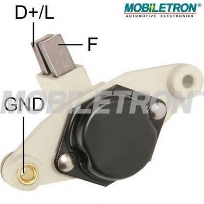 Регулятор напряжения генератора Регулятор напряжения системы BOSCH Opel  14Вольт MOBILETRON арт. VRB195M