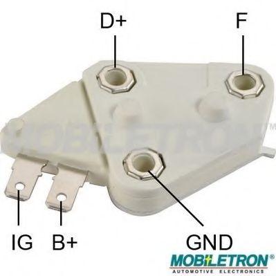 Регулятор напряжения генератора Регулятор напруги MOBILETRON арт. VRD668C