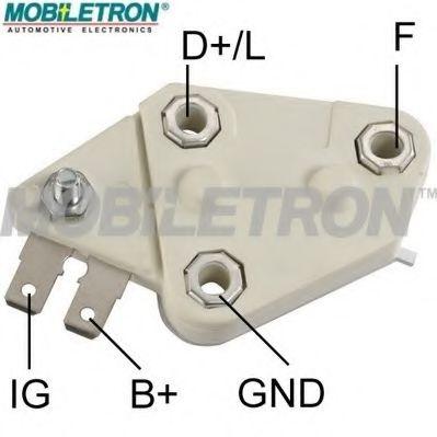 Регулятор напряжения генератора Регулятор напруги MOBILETRON арт. VRD669C
