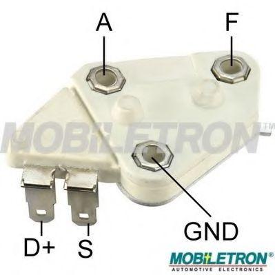 Регулятор напряжения генератора Регулятор напруги MOBILETRON арт. VRD670C