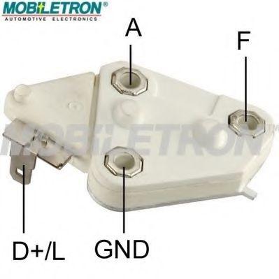 Регулятор напряжения генератора Регулятор напруги MOBILETRON арт. VRD671C