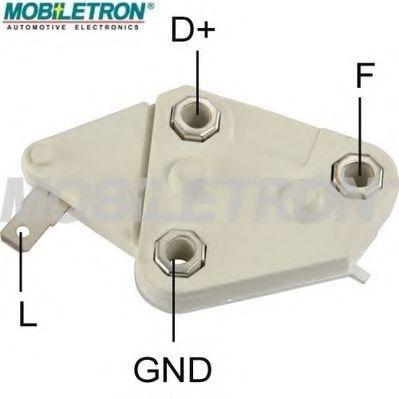 Регулятор напряжения генератора Регулятор напруги MOBILETRON арт. VRD690