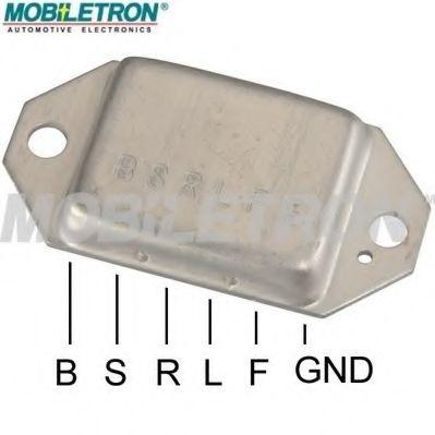 Регулятор напряжения генератора Регулятор напруги MOBILETRON арт. VRH20003
