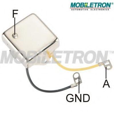 Регулятор напряжения генератора Регулятор генератора MOBILETRON арт. VRLC100