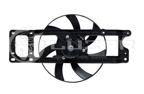 Электровентилятор радиатора DACIA/RENAULT/NISSAN LOGAN/SANDERO/CLIO/KANGOO/MEGANE/KUBISTAR в интернет магазине www.partlider.com