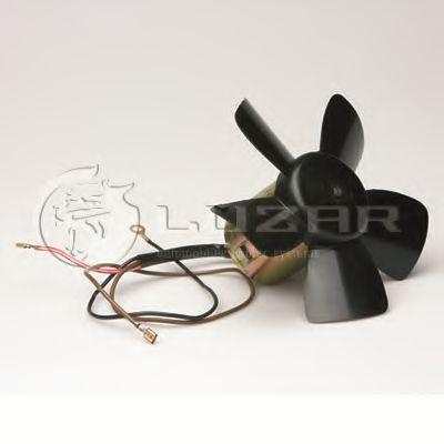 Вентилятор отопителя 2101 Luzar в интернет магазине www.partlider.com