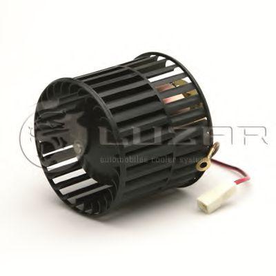 Вентилятор отопителя 2108 Luzar в интернет магазине www.partlider.com