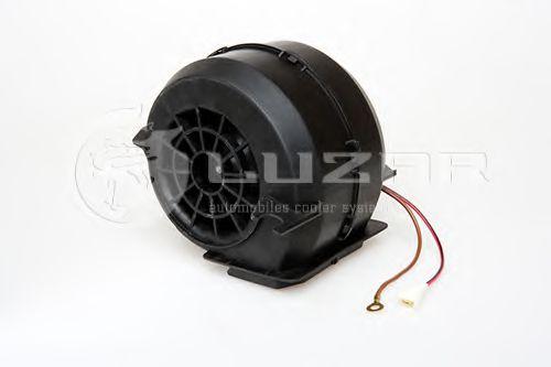 Вентилятор отопителя 2108 (с кожухом) Luzar в интернет магазине www.partlider.com