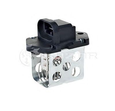 Резистор вентилятора охлаждения Logan 1.4/1.6 (04-) МКПП AC+ (LFR 0969) Luzar в интернет магазине www.partlider.com