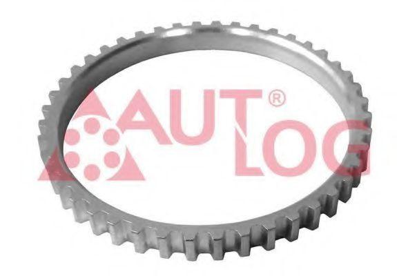 Система АБС Кольцо ABS перед. лев./прав. KANGOO/LAGUNA 1.2-3.0 91- AUTLOG арт. AS1001