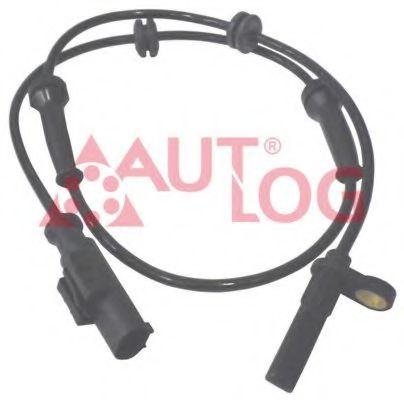 Датчик ABS Fiat FIORINO, LINEA, QUBO 08- задний Л  арт. AS4379