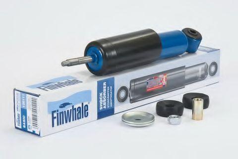 Амортизатор ВАЗ 2101-07 подв. передн. со втулк. масляный BASIC (пр-во FINWHALE)                      FINWHALE 120111
