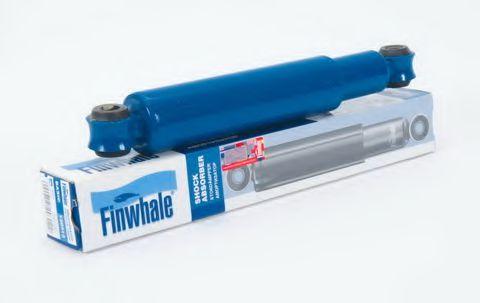 Амортизатор ВАЗ 2121 НИВА подв. задн. со втулк. масляный BASIC (пр-во FINWHALE)                      FINWHALE 120312