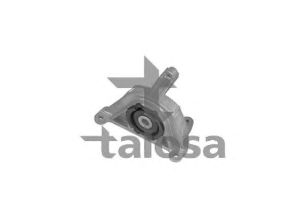 Подушка двигуна задня ліва Fiat Doblo 1.2 04-05  TALOSA 6106722