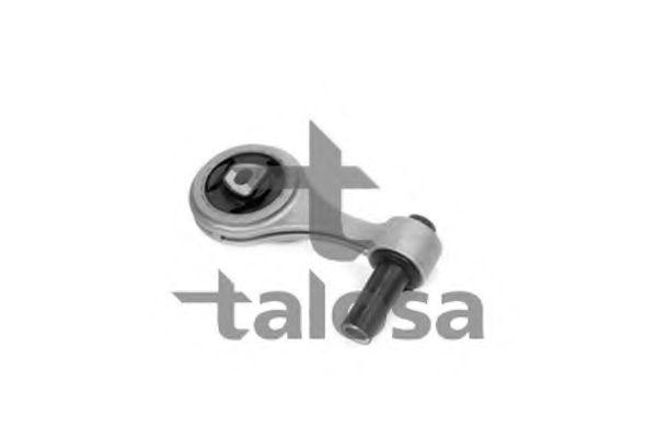 Опора двигуна задня Fiat Doblo 1.3 D 10- TALOSA 6106796