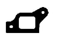 Прокладка колектора двигуна металева  арт. MG5302