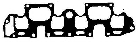 Прокладка колектора двигуна металева  арт. MG9335