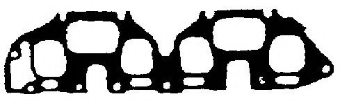 Прокладка коллектора впуск Transit 2.0i (толщ.1mm/432x110mm) 94-00  арт. MG9339