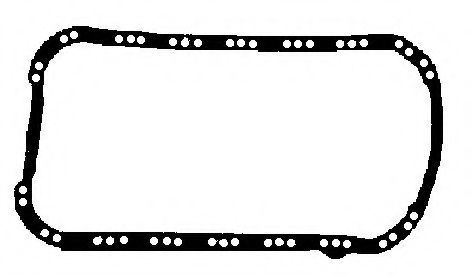 Прокладка піддону картера гумова  арт. OP4344