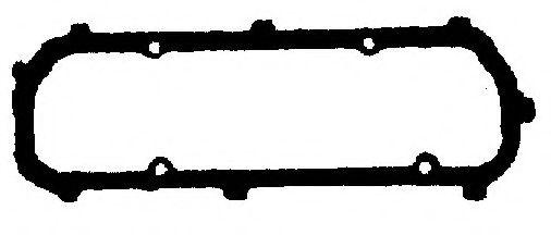 Прокладка клапанної кришки корково-гумова  арт. RC6324