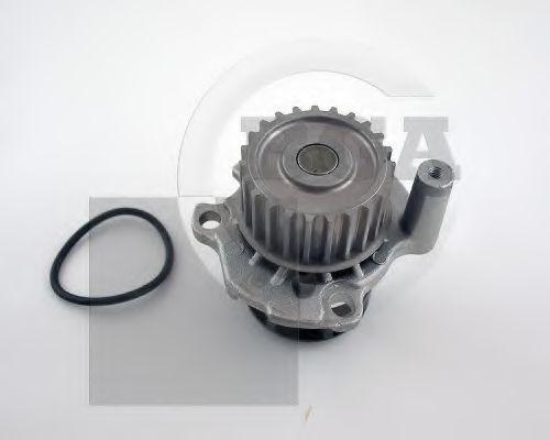 Водяной насос Caddy III/T5 03-/Golf IV/Passat B5/A4/A6 1.8T/2.0i 03- BGA CP18754