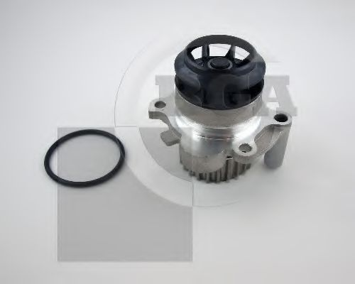 Водяной насос A3/A4/A6/Octavia/Golf V/Passat 2.0 TFSI/GTI 04- BGA CP3486
