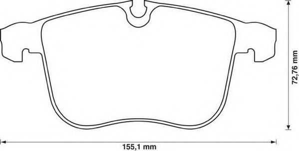 LPR арт. 573090JC