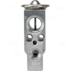 Расширительный клапан кондиционера Розширювальний клапан (BLOCK) кондиціонера HC-CARGO арт. 260835