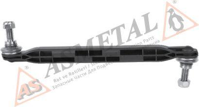 Тяга стабилизатора (переднего) Opel Astra J 09- (пластик)  арт. 26OP1405