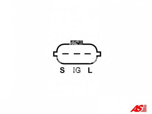 ALTERNATOR aspl A6226