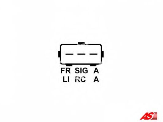 REGULATOR aspl ARE6038