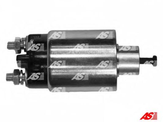 Втягивающее реле стартера Реле втягивающее стартера 0,8 КВт Ланос, Нексия под 3 болта (AS) ASPL арт. SS1010