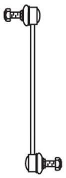 Тяга стабил. переднняя, L=R  08-  арт. 2309
