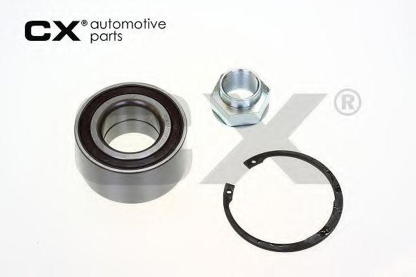 Подшипник ступицы (передней) Fiat Doblo 01- (37x72x37) (+ABS)  арт. CX475