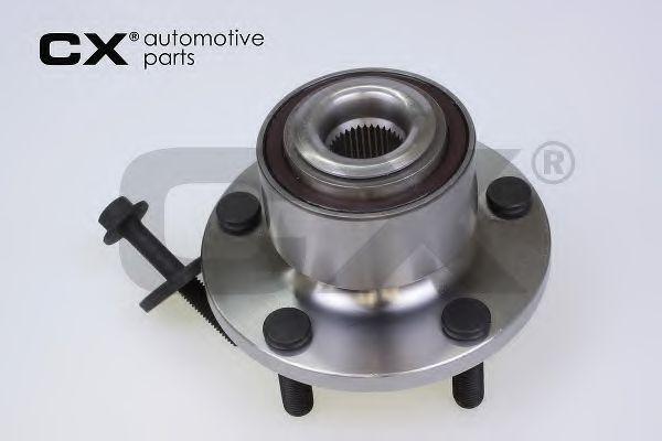 Подшипник ступицы (передней) Ford Focus II 05- (+ABS)  арт. CX666