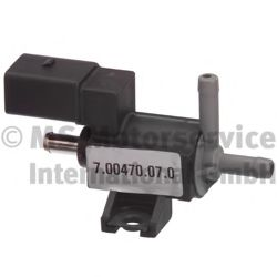 Клапан давления наддува Клапан включения турбины VW Crafter 2.5TDI PIERBURG арт. 700470070