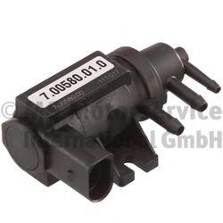Клапан управления давлением ОГ Клапан управления рециркуляции ОГ VW T5/Caddy 1.9TDI 03- PIERBURG арт. 700580010